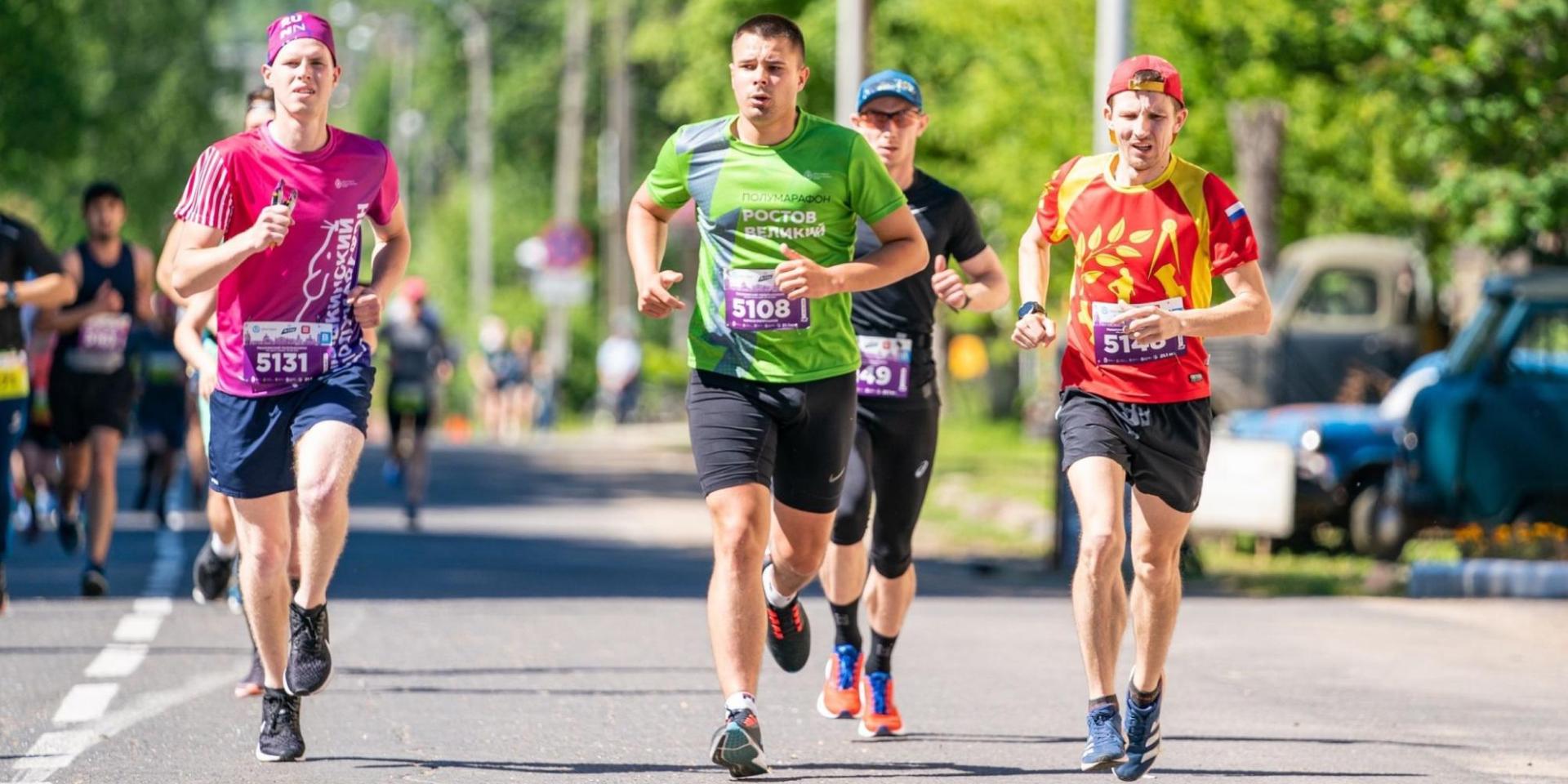 Как продолжить бегать, несмотря на жару